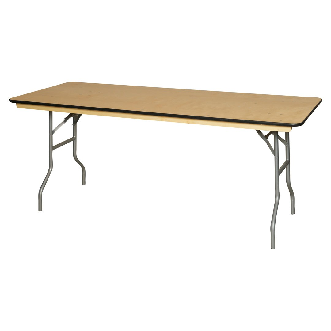 Table 6 foot rectangular lynchburg true value for Table 6 feet