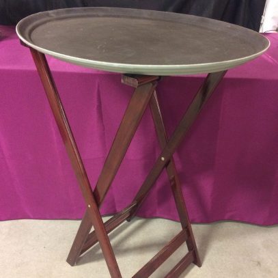 Serving Tray and Stand