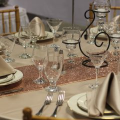 China, Glassware, & Silverware