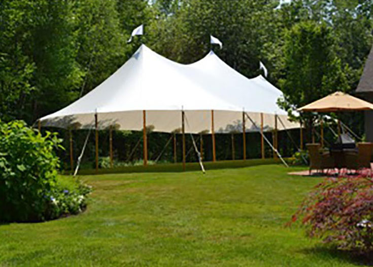 Sailcloth Tent 32 X60 Lynchburg True Value
