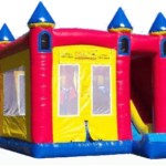 King Combo Inflatable