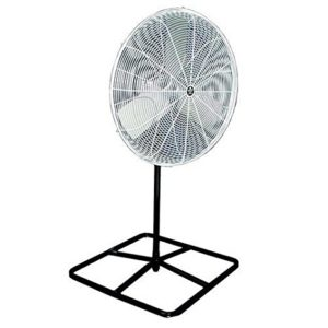 FAN, 30 INCH H D IND. PEDESTAL starting at 25