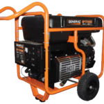 GENERATOR, 17,500W, 72A starting at 75