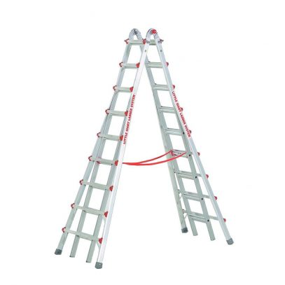 LADDER, LITTLE GIANT 9 FEET TO 17 FEET, STEP ONLY starting at 16.50