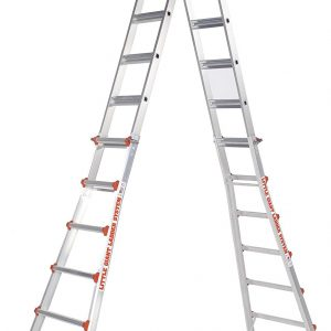LADDER, LITTLE GIANT M26 11 FOOT STEPLADDER starting at 16.50