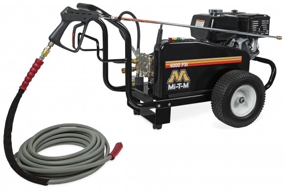 PRESSURE WASHER, 4000PSI, 12HP starting at 69