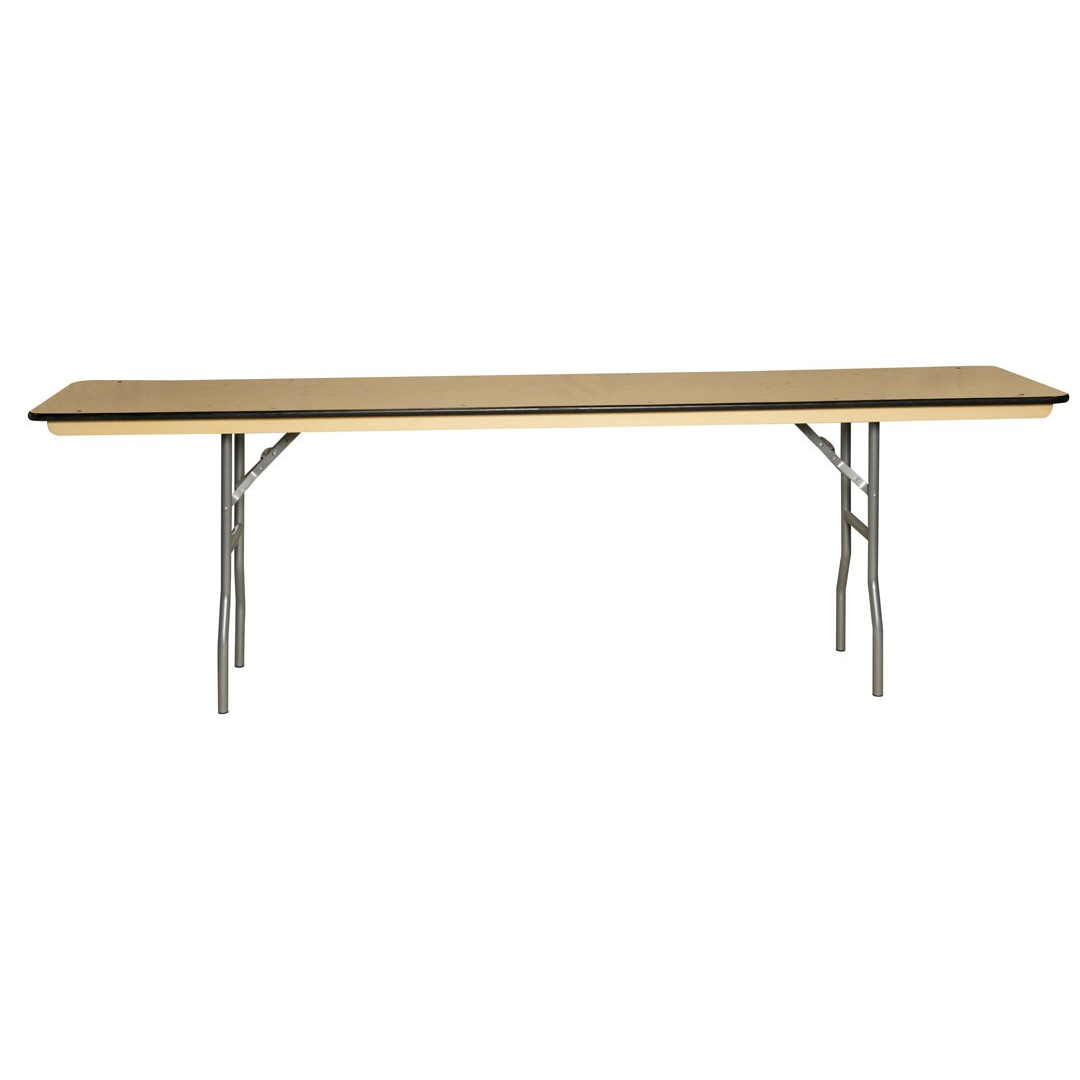 8 foot table