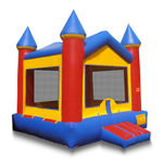 Primary Castle Inflatable