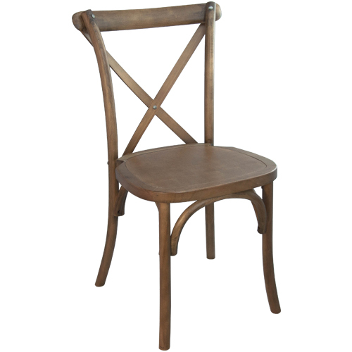 Rustic Crossback Chair