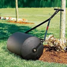Poly Push Lawn Roller